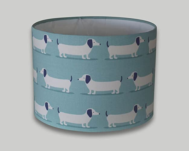 Hound dog blue white drum lampshade 20cm 25cm 30cm 35cm 40cm lamp hound dog blue white drum lampshade 20cm 25cm 30cm 35cm 40cm lamp shade lightshade aloadofball Gallery