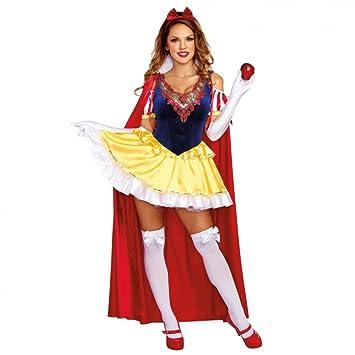 Dreamgirl Schneewittchen Kostum Gr S Kleid Fasching Marchen