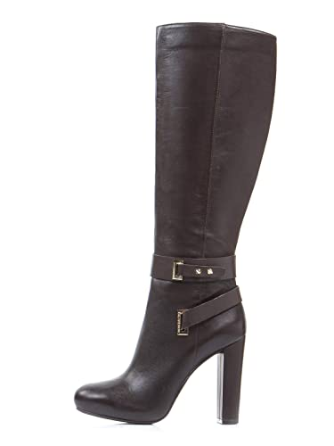 a644fe756db Guess Femmes Bottines À Talons Chaussures 37 EU Marron  Amazon.fr ...