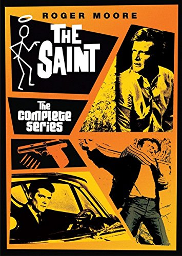 The Saint: The Complete Series by Timeless Media Group