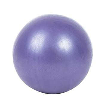 Doubleer Pelota de yoga doble de PVC para ejercicios de gimnasia ...