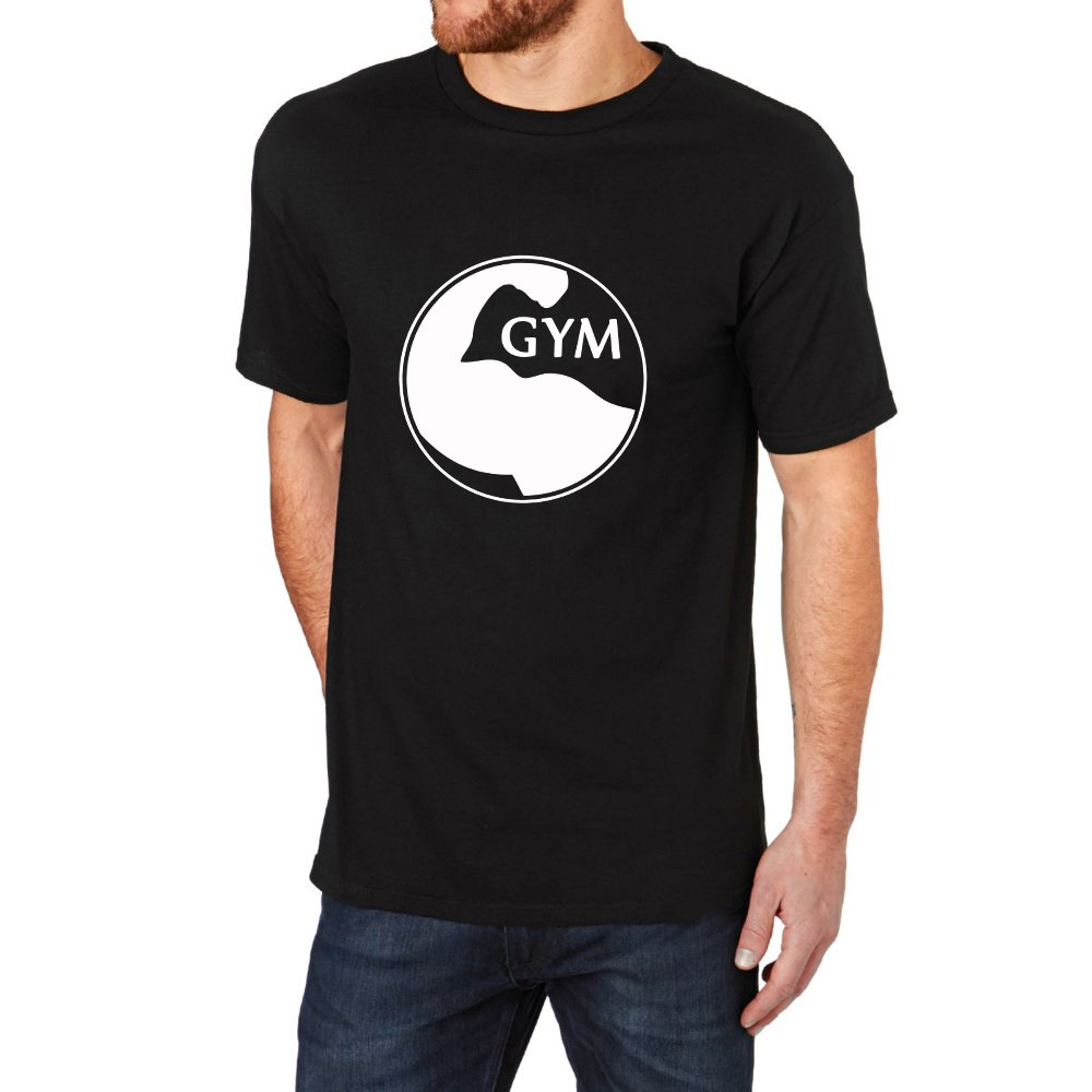 Loo Show Graphic Printed Workout Ness Gym T Shirt Tee
