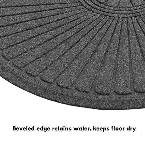 Ecoguard Diamond interior Limpiaparabrisas, Floor Mat Reciclado Plactic y goma: Amazon.es: Industria, empresas y ciencia