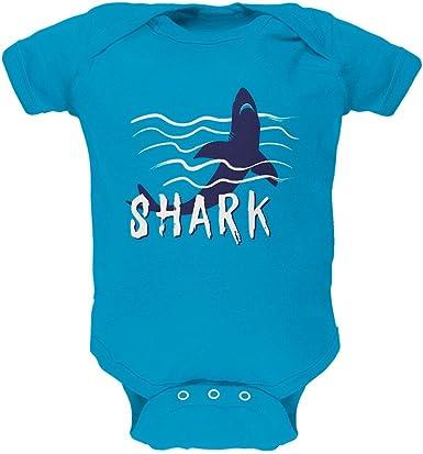Summer Sun Shark Rising Waves Toddler T Shirt