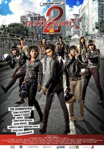 The Tarix Jabrix 2 Poster Movie Indonesia B 11 X 17 In