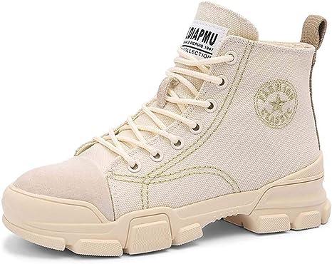 AHOES-HY - Zapatillas de Escalada para Mujer Beige Beige 37 ...