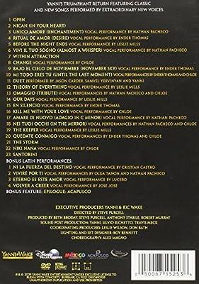 THE EVENT YANNI LIVE GRATUIT CONCERT TÉLÉCHARGER 2006