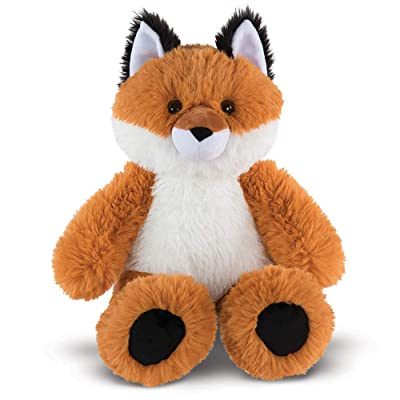 Vermont Teddy Bear Stuffed Fox - Oh So Soft Fox Stuffed Animal, Plush Toy for Kids, Red, 18 Inch: Toys & Games