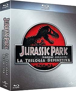 Jurassic Park: La trilogía definitiva [Blu-ray]