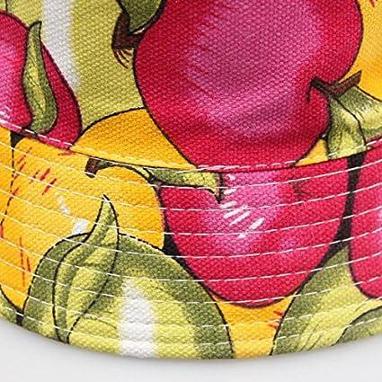 Chapeau de Plage en Coton Soleil Bebe Enfant Capelines Paille Anti UV /Ét/é Voyage Chapeaux 50-52cm Style 1 Qingsun