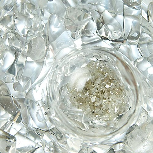 VitaJuwel Diamonds Vial with Diamond Slivers and Clear Quartz - Enhances and Structures Drinking Water by VitaJuwel (Image #1)