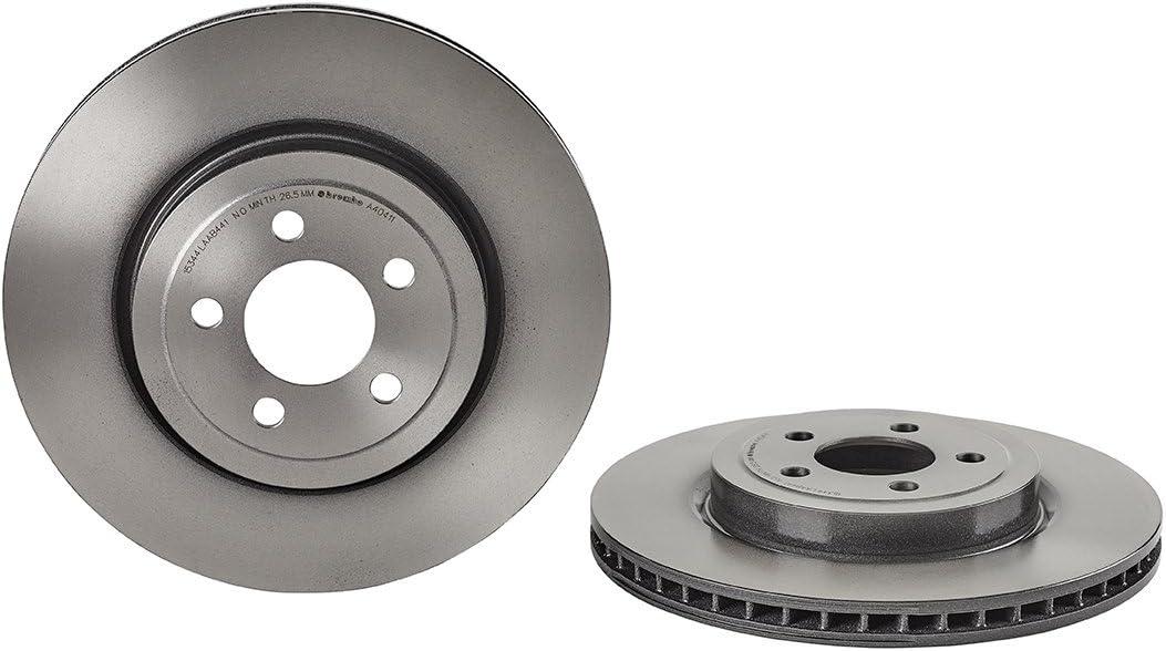 Brembo 09 A404 11 Bremsscheiben Rotoren Auto