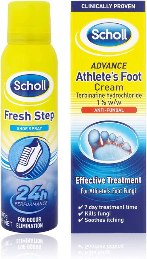 athletes foot shoe treatment
