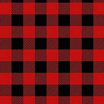 buffalo plaid fleece throw blanket anti pill arts crafts sewing. Black Bedroom Furniture Sets. Home Design Ideas