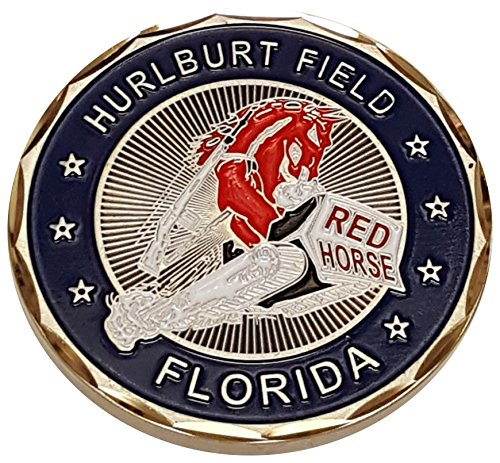 Red Horse Collectible Coin (The Horse Coin)