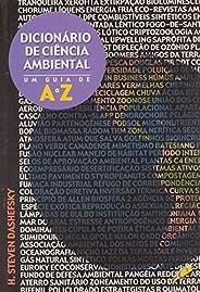 Dicionário de ciência ambiental: um guia de A a Z