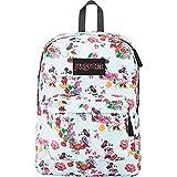 JanSport Disney Superbreak Backpack (Blooming Minnie)