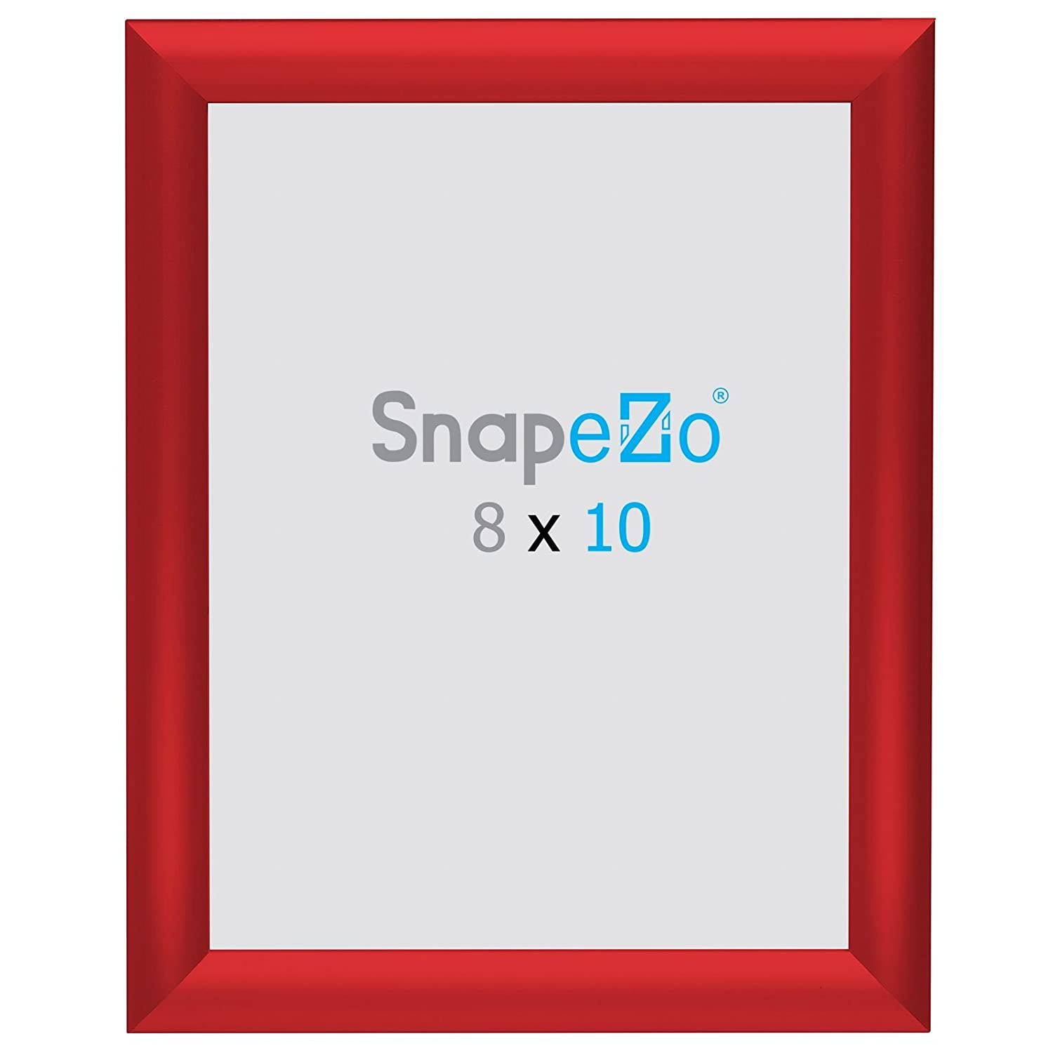 Amazon.com - SnapeZo Red Photo Frame 8x10 Inches, 1.2\