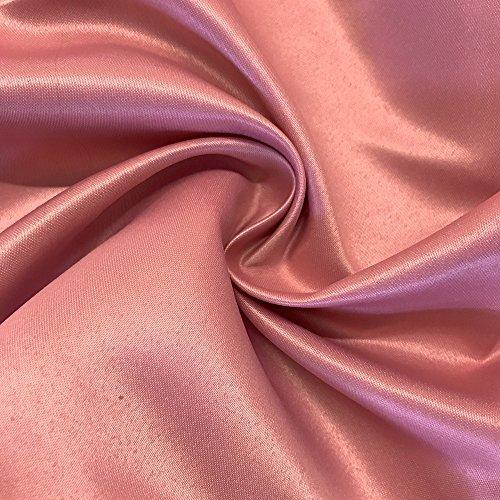 Matte Satin (Peau de Soie) Duchess Fabric Bridesmaid Dress 60