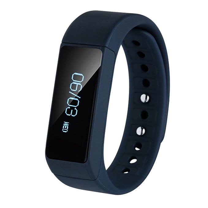 Amazon.com: Smart Watch i5 plus Smart Wristband Bluetooth ...