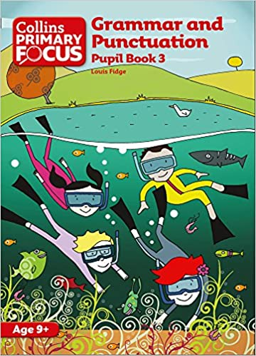 Book Collins Primary Focus - Grammar and Punctuation: Pupil Book 3
