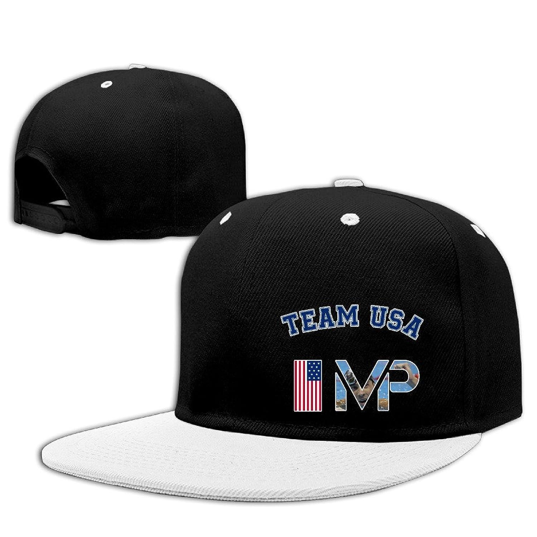 HotBB Unisex Team USA Swimming Michael Phelps Rio Summer Olympics Adjustable Hit Color Hip-Hop Baseball Caps Hats