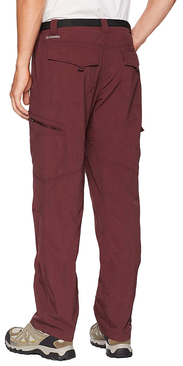 Columbia Men's  Men's Silver Ridge Cargo Pant , Elderberry, 30x32