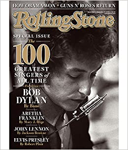 Rolling Stone November 27, 2008 (RS 1066):100 Greatest