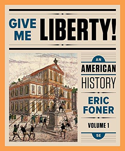 Give Me Liberty!,Vol.1 (Ll) W/Access