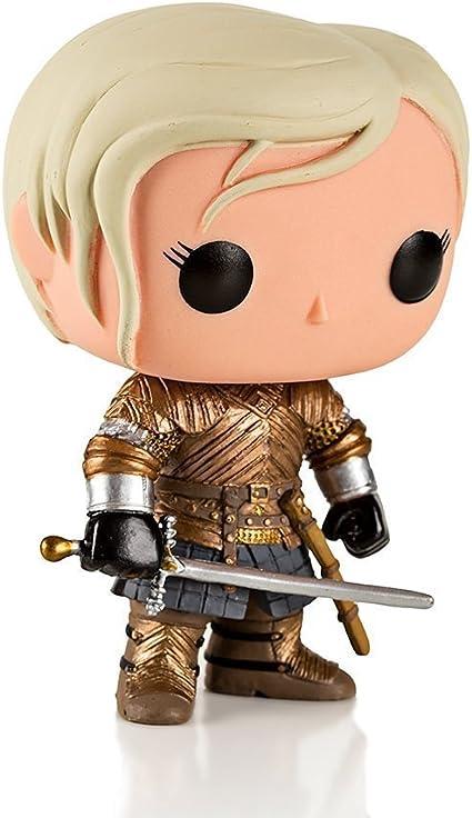 Amazon.com: Funko POP Juego de Tronos: Brienne de Tarth ...