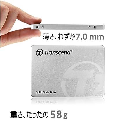 Transcend SSD 2.5インチ MLC