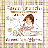 inspiring square kitchen plan 2017 Susan Branch Heart of The Home Wall Calendar