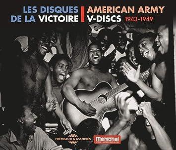 Les Disques De La Victoire 1943-1949: American Army V-Discs: Amazon.es: Música