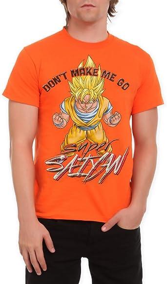 Amazon.com: Dragon Ball Z Dont Make Me Go