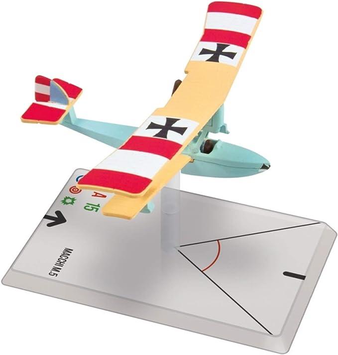 Nieuport Ni.28 Hartney Wings of Glory WW1 - New!