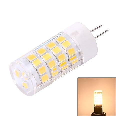 XHD-Iluminación Bombilla de maíz G4 5W 330LM 51 LED SMD 2835, CA 220