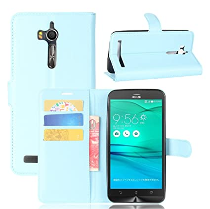 Amazon.com: ASUS ZenFone Go ZB552KL Case,Manyip PU Leather ...