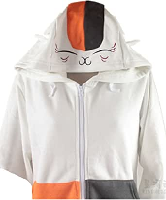Natsume/'s Book of Friends Madara Nyanko-sensei Uniform Clothing Cosplay Costume