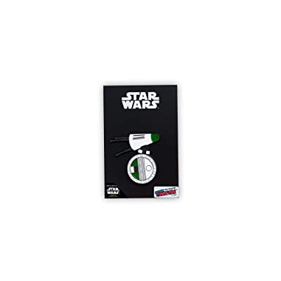 Star Wars D-O Droid Exclusive Character Pin | Official Star Wars: The Rise of Skywalker Collectible Enamel Pin | Measures 2 Inches Tall: Toys & Games