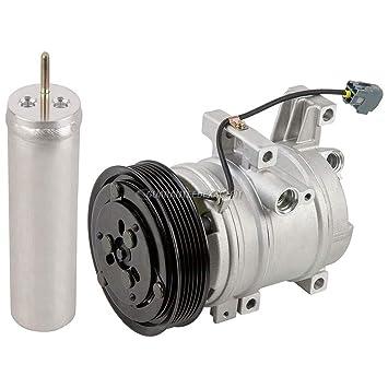 Premium calidad nueva AC Compresor y embrague con a/c secador para Mazdaspeed 3 –
