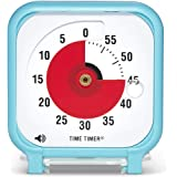 Original 3 inch Visual Timer, A 60 Minute Countdown Timer for Kids Classrooms, Meetings, Kitchen Timer, Adults Office and Hom