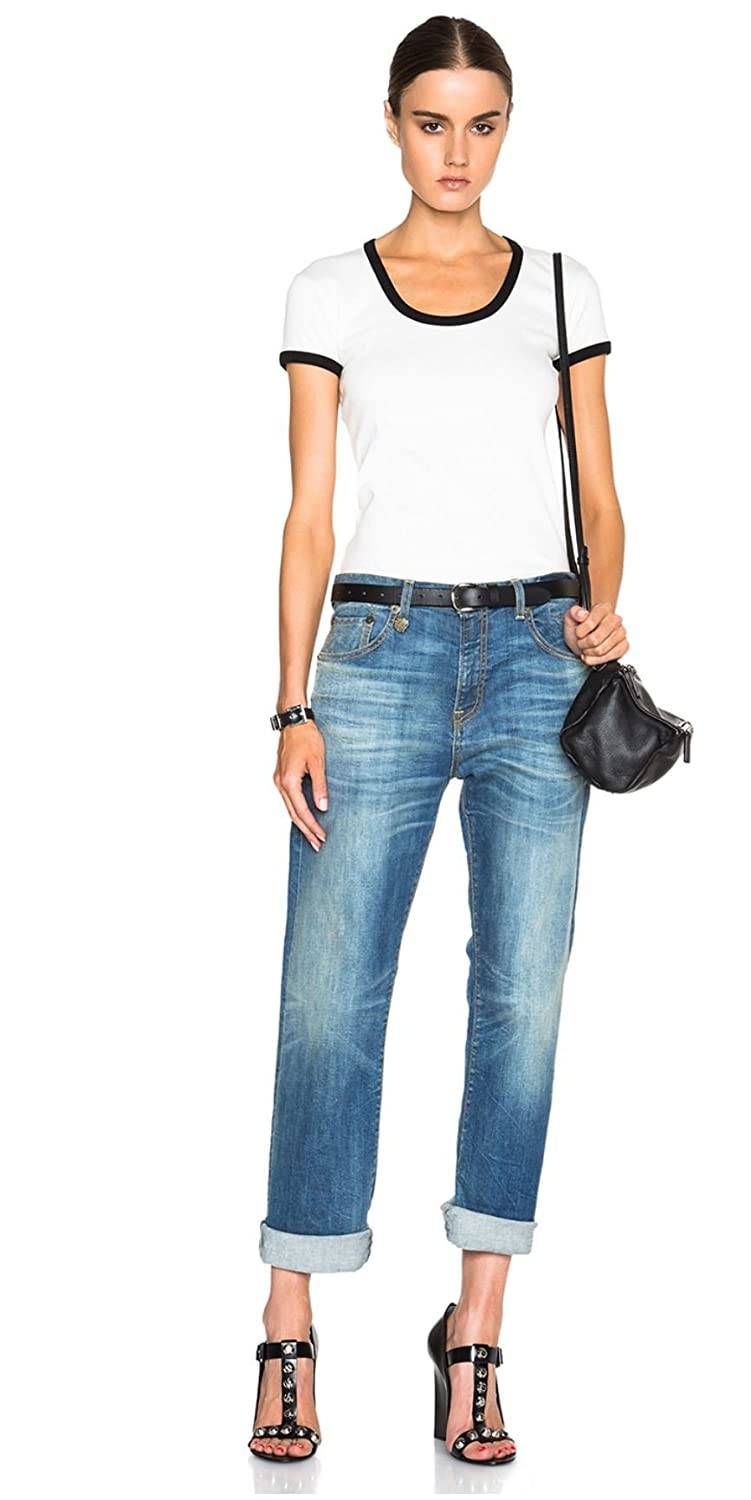 : R13 Catherine Boyfriend Jeans: Clothing