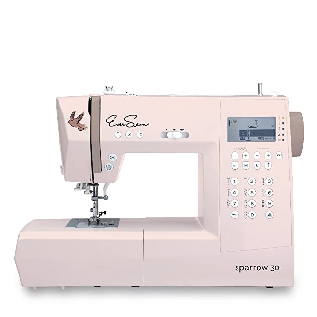 EverSewn Sparrow 30 - An Affordable Sewing Machine For Home Use