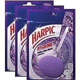Harpic Hygiene Toilet Rim Block, Lavender - 26 g (Pack of 3)
