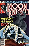 #3: Moon Knight (1st Series) #2 FN ; Marvel comic book