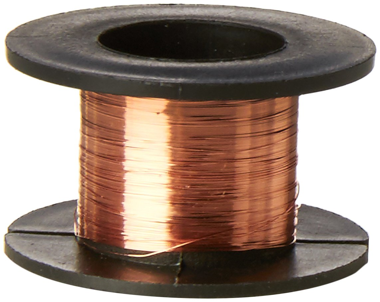 0,1 mm Durchmesser Kupfer Löten Emaillierte Reel Draht: Amazon.de ...