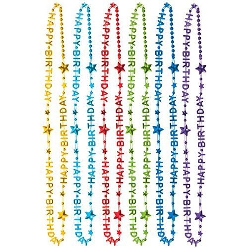 Necklaces | Rainbow Collection | Birthday | 36 Ct.