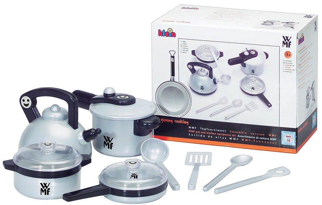 Wmf Theo Klein Pot and Kitchen Equipment Set by WMF (Image #1)