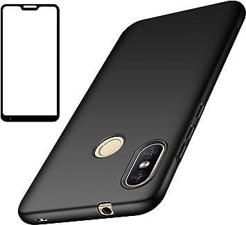 UCMDA Funda Xiaomi Mi A2 Lite, Carcasa Xiaomi Mi A2 Lite con ...