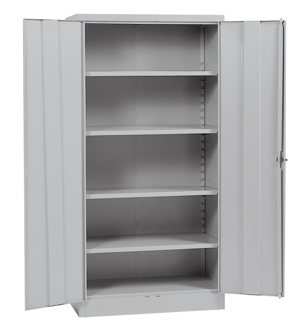 w shelf h keyless p sandusky electronic storage standing assembly locking black d in cabinets x coded cabinet free metal steel quick